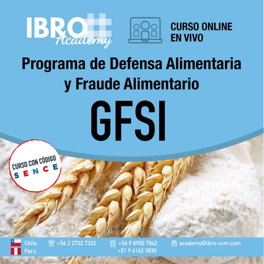 food defense normas GFSI