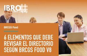 BRCGS Food v8